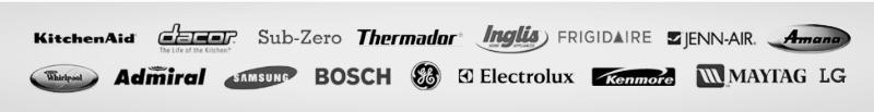 appliances logos
